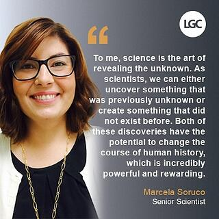 Marcela Soruco, Senior Scientist, LGC