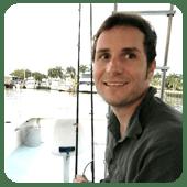 Mitchell Lucas, PhD, Dir. of Genetics, American Penaeid Inc.